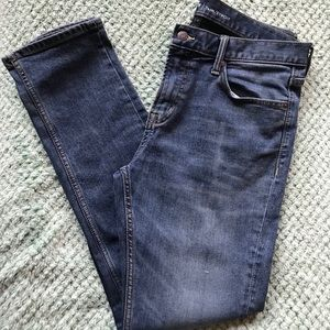 Old Navy Lined Jeans
